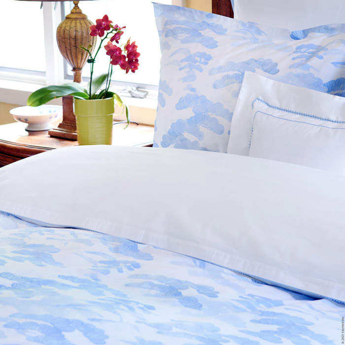 Kyoto Quilted Coverlet & Shams