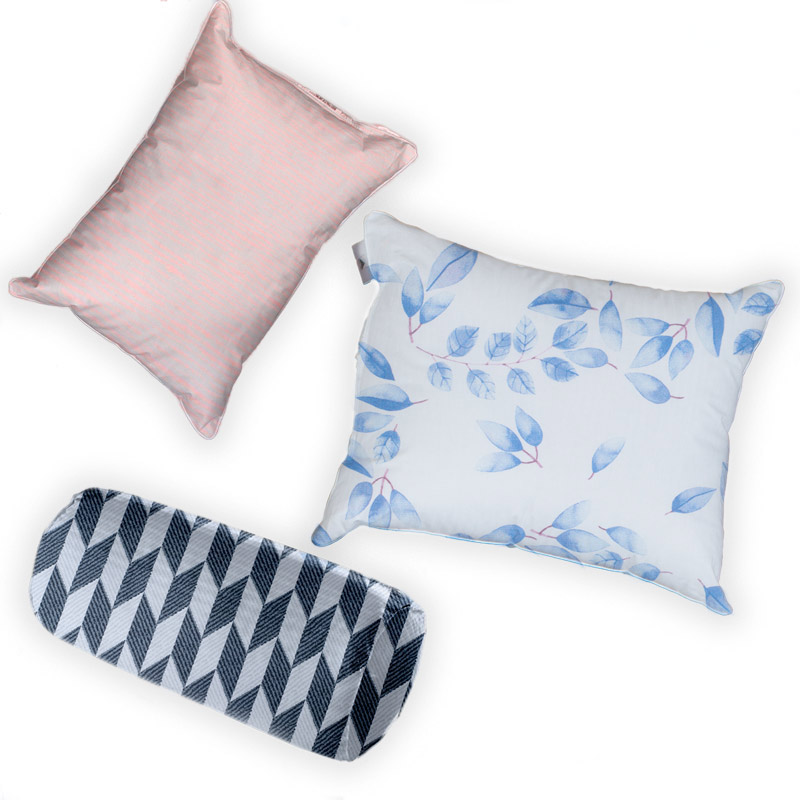 Small Down Pillow's Cases (Prints)