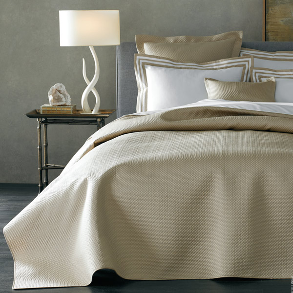 Alba Quilted Coverlet