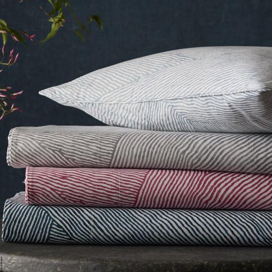 Burnett Percale Bed Linens