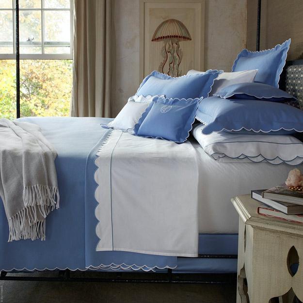 Diamond Pique Easy Care Bed Linens