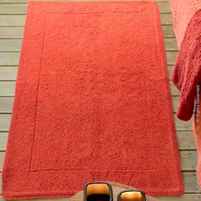 Double Bath Mat