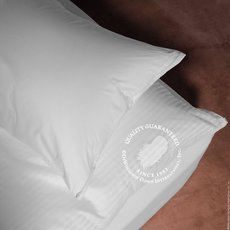 Downproof Featherbed Protectors