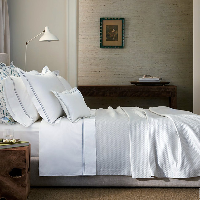 Essex Percale Bed Linens