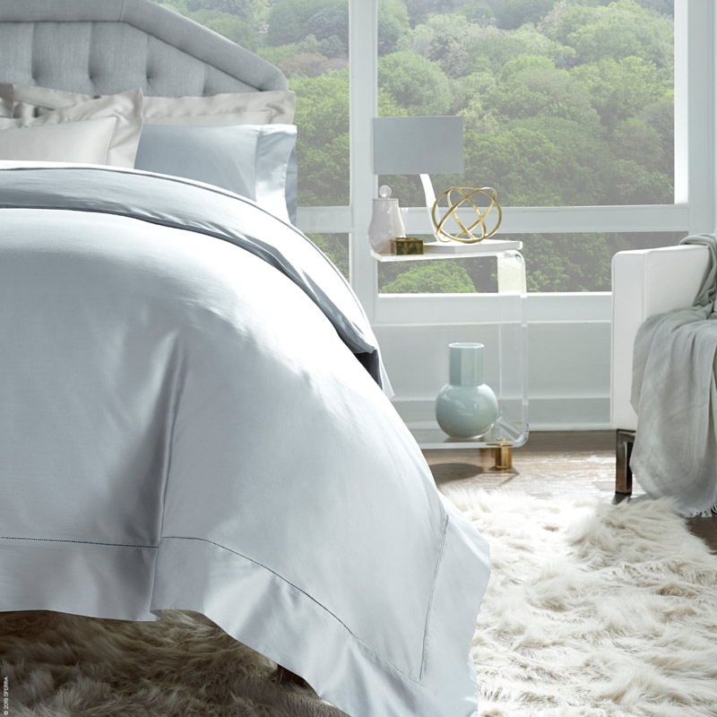 Giotto Sateen Bed Linens