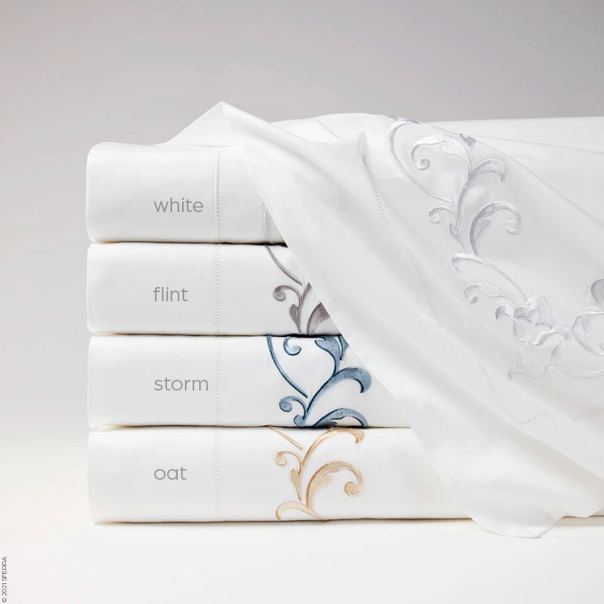 Griante Percale Bed Linens