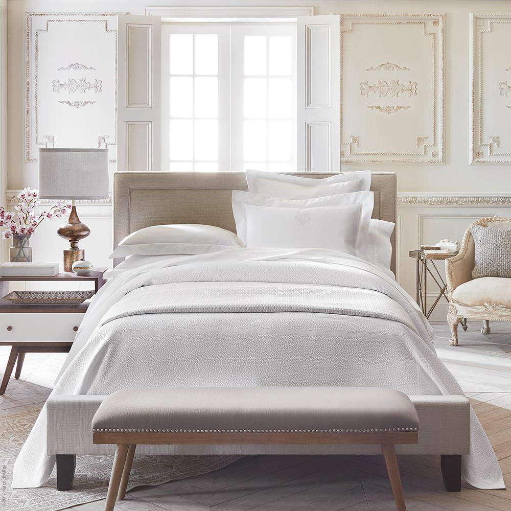 Hamilton Quilted Coverlet