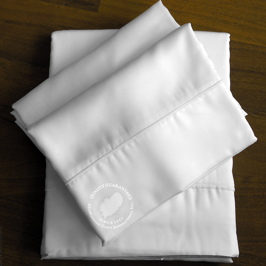 <i>Lycella<sup>®</sup> </i> Luxury Bed Linens (White)