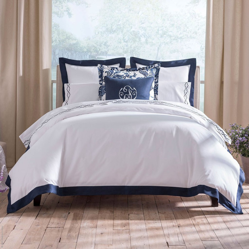 Mandalay Cuff Bed Linens