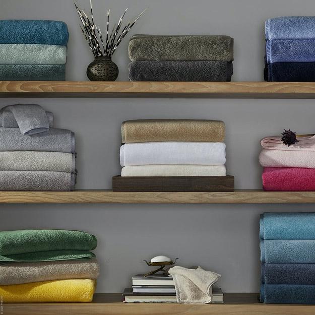 Milagro Bath Towels & Mat