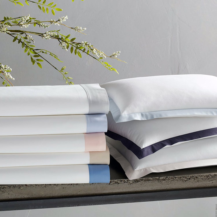 Oberlin Percale Bed Linens