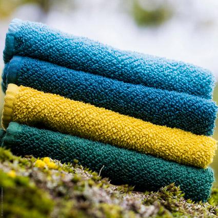 Twill Bath Towels