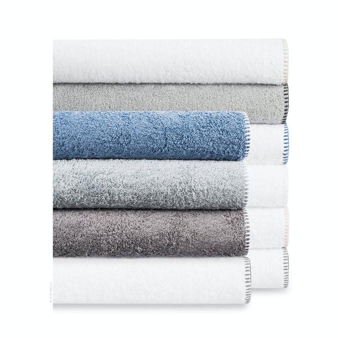 Whipstitch Towels & Mat