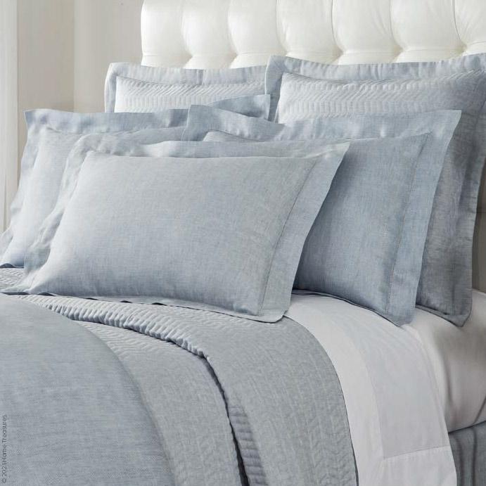 Zebra (100% linen) Bed Linens