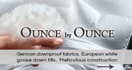 Ounce by Ounce
